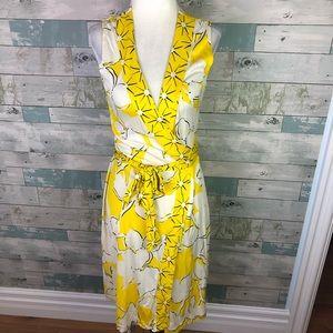 Diane Von Furstenberg wrap dress size 4